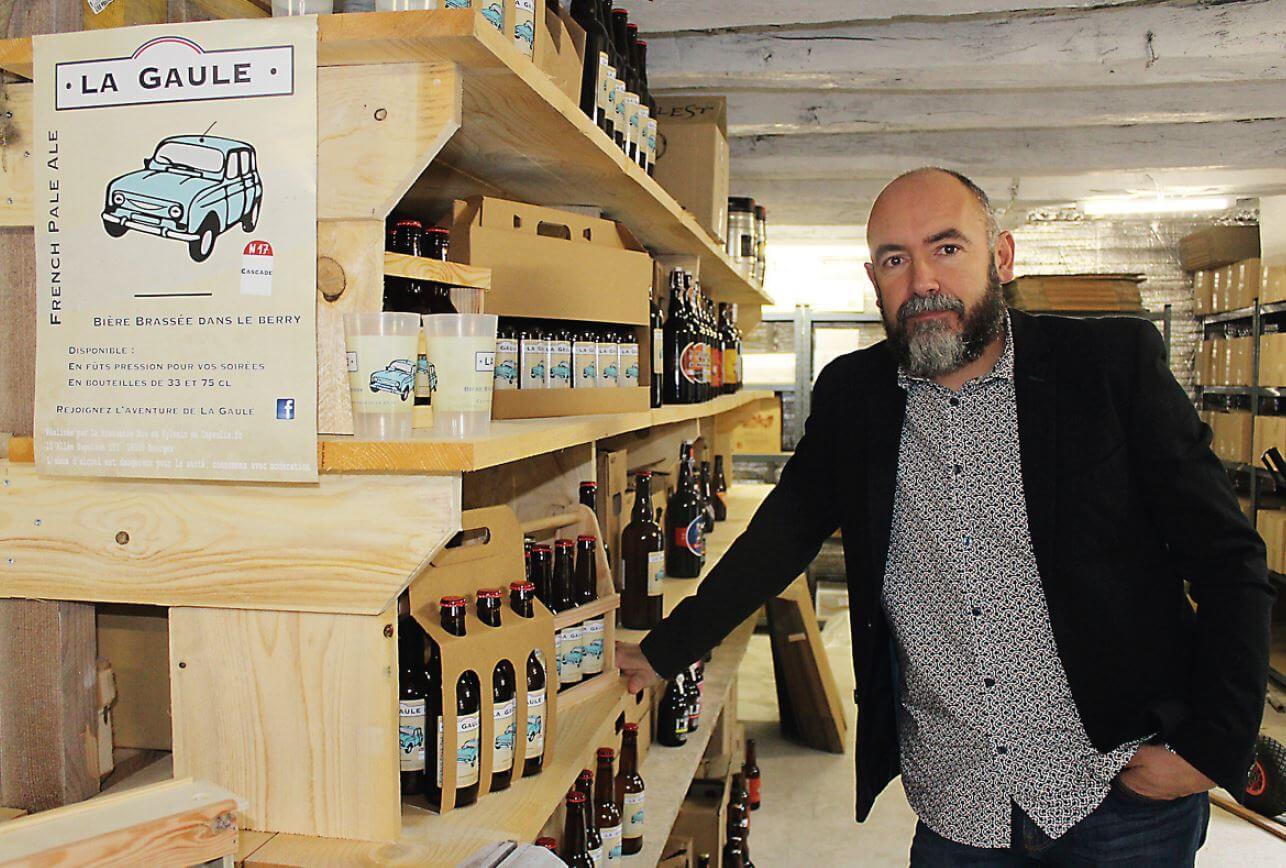 Bières et vins sur capsulie.fr