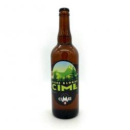 Bière Blonde Cime