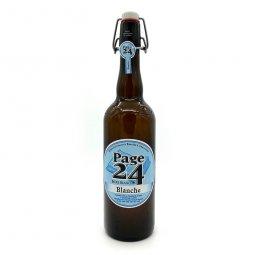 Bière Blanche Page 24    75 cl