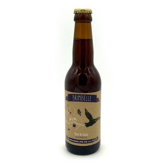 Bière Aromatisé Brimbelle