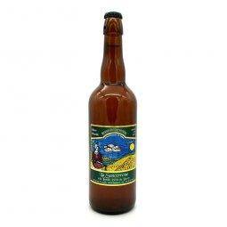 Bière Blonde La Sancerroise Lentille verte du Berry