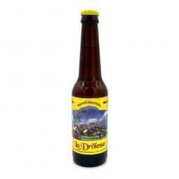 Bière Blonde La Drôlesse