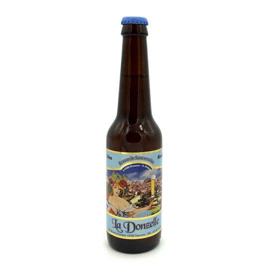 Bière Blonde La Donzelle