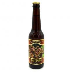 Bière Ambrée Lou Pelou Bio