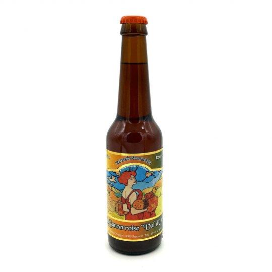 Bière Rousse La Sancerroise Val d'Or