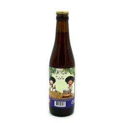 Bière Blonde Mascotte Triple