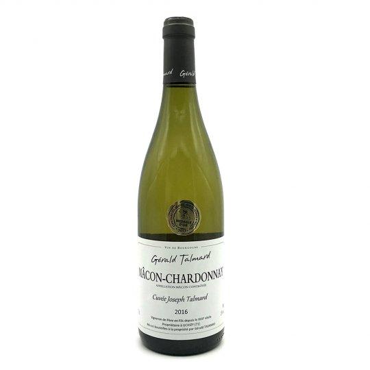 Domaine Talmard Gérald Cuvée Joseph Talmard Mâcon Chardonnay AOP - Blanc - 2016