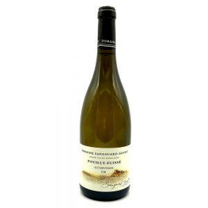Domaine Sangouard-Guyot POUILLY-FUISSE Quintessence Blanc 2019