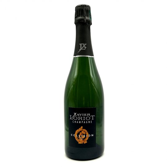 Champagne Xavier Loriot COLLISION Meunier Champagne - Blanc