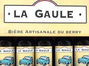 La gaule : Une nouvelle bière locale imaginée et créée par Sylvain et la brasserie Bos