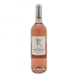 Le rosé du Chateau de Fontbaude Bordeaux AOP • Rosé • 2017