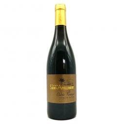Domaine Saint Appolinaire , Cuvée Prestige,  Côtes du Rhône AOP • ROUGE • 2015
