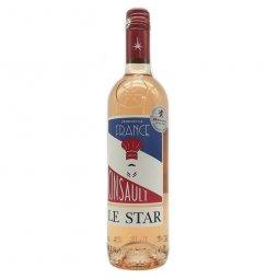 LE STAR Cinsault Sans indication géo. ‐ Rosé 2017