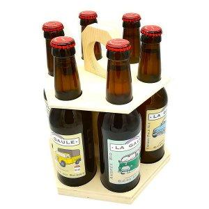 La Gaule l'intégrale en carroussel de 6 bouteilles