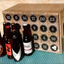 Calendrier de L'avent Bières artisanales française