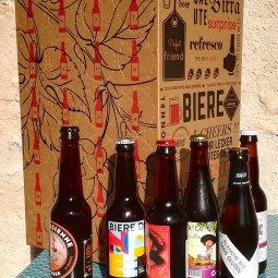Calendrier de L'avent Bière artisanales françaises