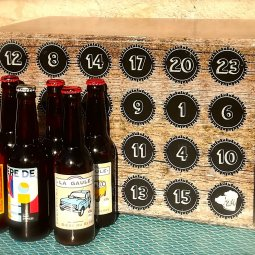 Calendrier de L'avent Bières artisanales du Berry