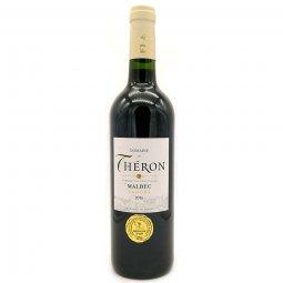 Domaine du Théron , Cuvée Prestige Cahors AOP  Rouge  2014