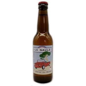 Bière Blonde La Gaule Sous les pins