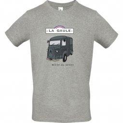Tee Shirt Homme La Gaule Tube HY